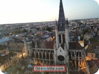 Self Catering Vacation Rental Dijon 12