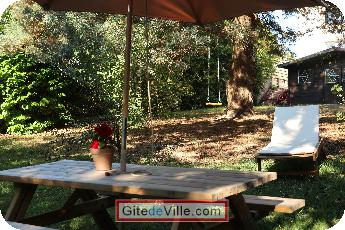 Self Catering Vacation Rental Chantraine 6