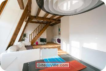 Gîte (et Chambre d'Hôte) Paris 4