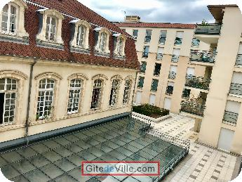 Self Catering Vacation Rental Nancy 6