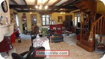 Gîte (et Chambre d'Hôtes) Mazeyrolles 1
