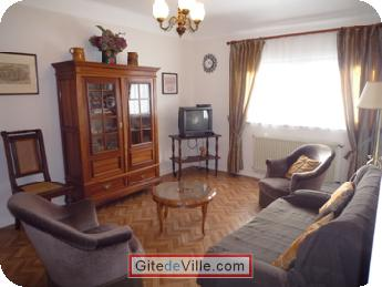 Self Catering Vacation Rental Bennwihr 5