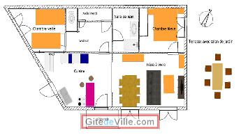 Self Catering Vacation Rental Saint_Froult 4