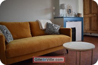 Self Catering Vacation Rental Montauban 1