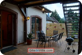 Self Catering Vacation Rental Selestat 3