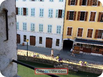 Self Catering Vacation Rental Annecy 1