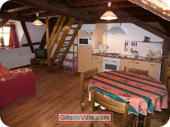 Self Catering Vacation Rental Eguisheim 6