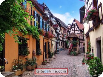 Self Catering Vacation Rental Eguisheim 10