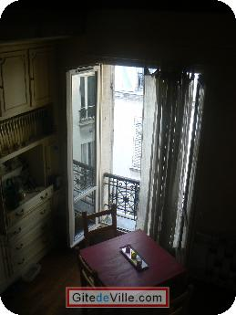 Gîte Paris 2