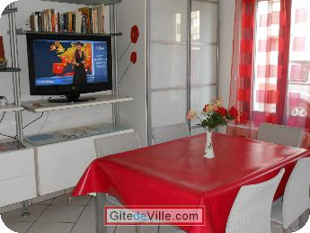 Self Catering Vacation Rental Sotteville_les_Rouen 12
