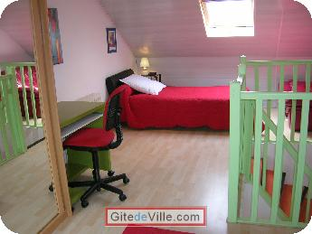 Self Catering Vacation Rental Sotteville_les_Rouen 11