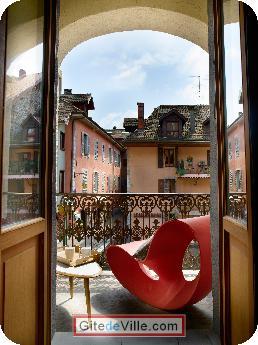 Gîte (et Chambre d'Hôte) Annecy 3