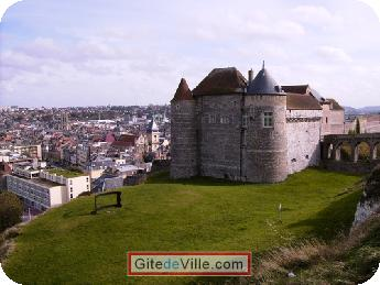 Self Catering Vacation Rental Dieppe 1
