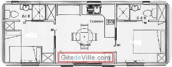 Self Catering Vacation Rental Gradignan 12