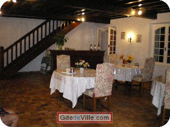 Chambre d'Hôtes Sainte_Marthe 1