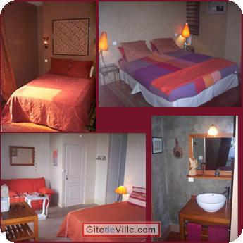 Chambre d'Hôtes Balaruc_le_Vieux 1
