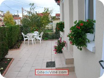 Self Catering Vacation Rental Sotteville_les_Rouen 4