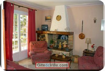Self Catering Vacation Rental La_Turbie 2