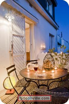 Self Catering Vacation Rental Larmor_Plage 2