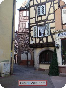 Self Catering Vacation Rental Colmar 3