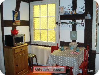 Self Catering Vacation Rental Colmar 7
