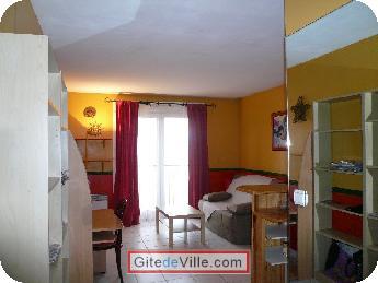 Vacation Rental (and B&B) Lyon 2