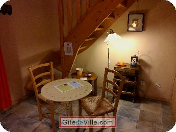 Self Catering Vacation Rental La_Meziere 9