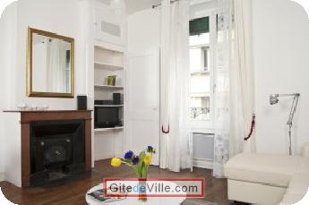Self Catering Vacation Rental Lyon 12