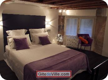 Vacation Rental (and B&B) Lyon 7
