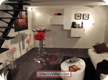 Vacation Rental (and B&B) Lyon 2