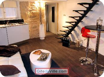 Vacation Rental (and B&B) Lyon 1
