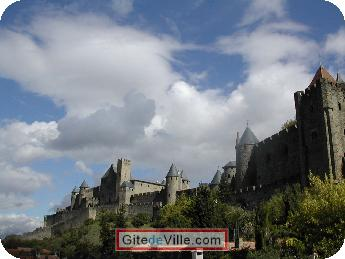 0 : Location Carcassonne