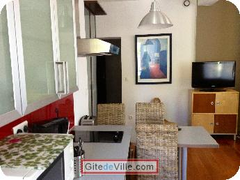 Self Catering Vacation Rental Villeneuve_d_Ascq 5