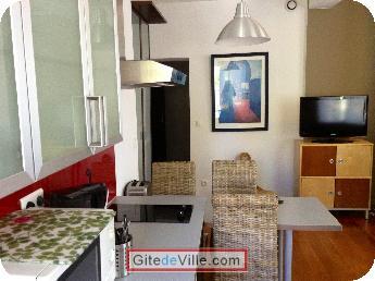 Self Catering Vacation Rental Villeneuve_d_Ascq 2
