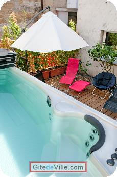 Self Catering Vacation Rental Bordeaux 21