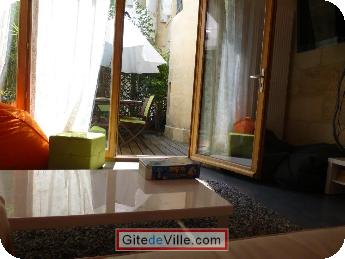 Self Catering Vacation Rental Bordeaux 22
