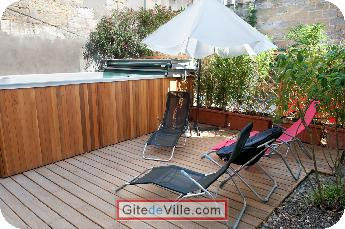 Self Catering Vacation Rental Bordeaux 12