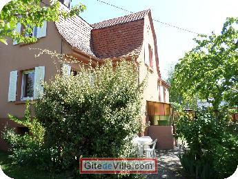Self Catering Vacation Rental Ungersheim 2