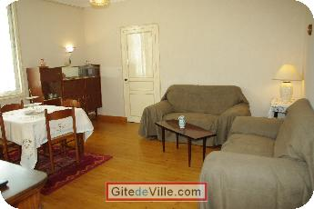 Self Catering Vacation Rental Saintes 1