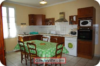Self Catering Vacation Rental Saintes 5
