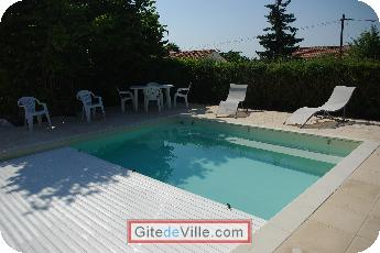 Self Catering Vacation Rental Saintes 2