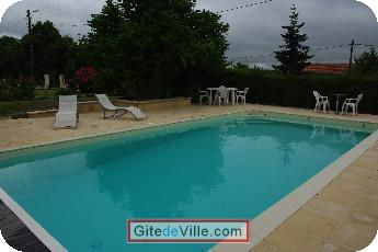 Self Catering Vacation Rental Saintes 6