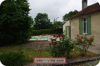Self Catering Vacation Rental Saintes 9