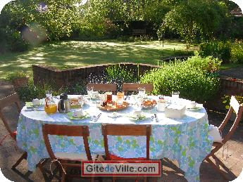 Bed and Breakfast Villeneuve_d_Ascq 9