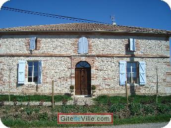 Gîte (et Chambre d'Hôtes) Saint_Nicolas_de_la_Grave 1