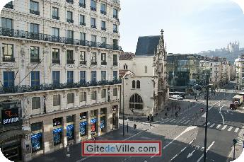 Gîte Lyon 5